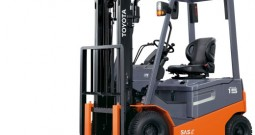 1.0 – 3.0 Tonne 8FB 4-Wheel Battery Forklift