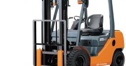 1.0 – 3.5 Tonne 8-Series 4-Wheel Forklift