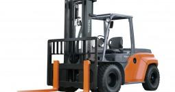 6.0 – 8.0 Tonne 8-Series Diesel Forklift