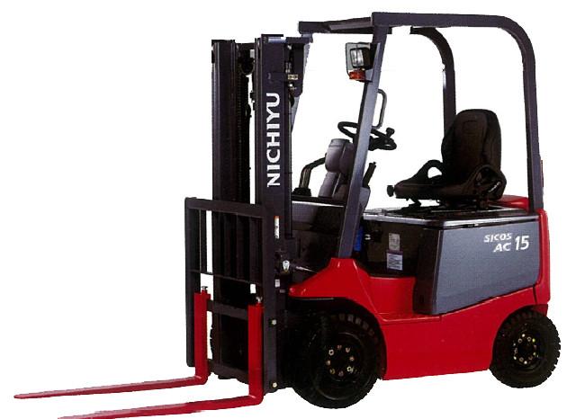 Battery Forklift FB15 -FB30 ( Nichiyu)